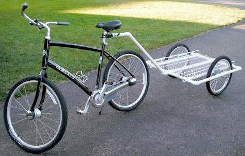 Прицеп для велосипеда