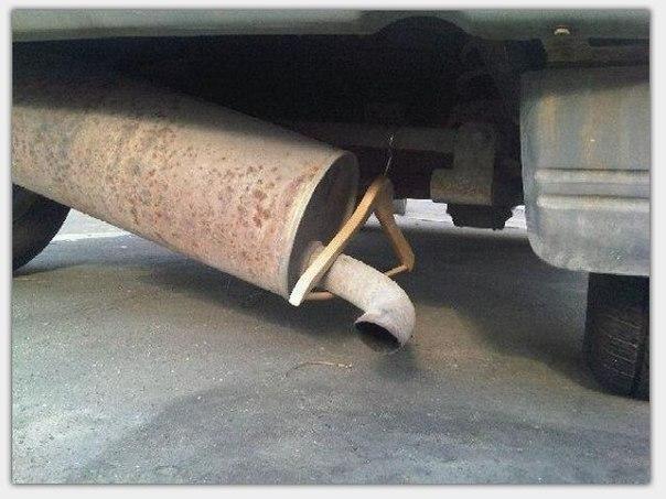 Быстрый ремонт автомобиля