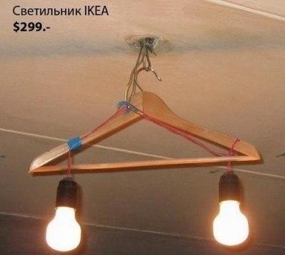 Эксклюзивная осветительная техника
