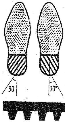 Доработка каблуков