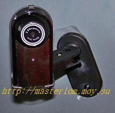 Мини камера с сенсором движения