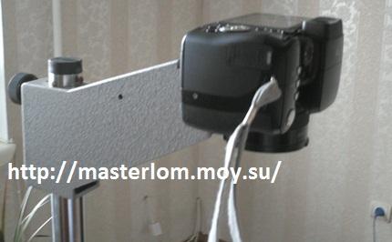 Штатив фотоаппарата своими руками