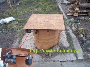 Защита скважины с насосом