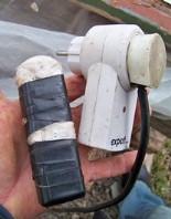 Розетка с дистанционным выключаталем