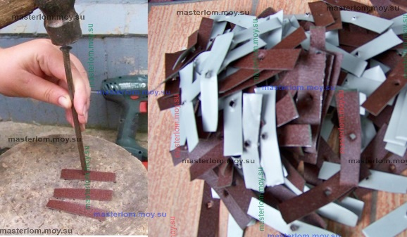 пластины для крепления штукатурной сетки