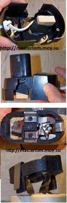 Сборка корпуса аккумулятора