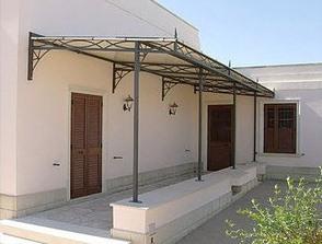Маркизы - дизайн для частного дома