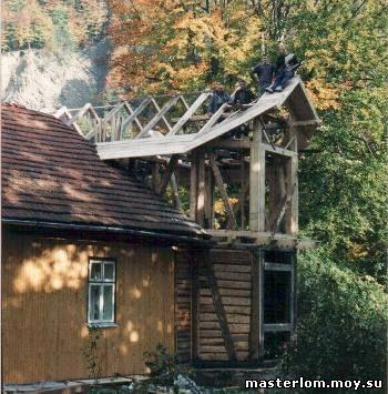 Как я построил дом своими руками