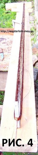 Наматывание (укладка) жил в шину