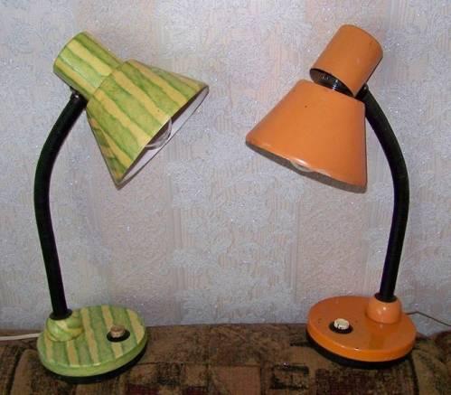 Настольная лампа своими руками: как сделать, абажур, идеи и 38