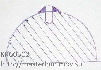 Штамповка отверстий барабана корморезки