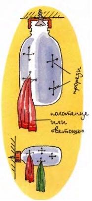 Как сделать умывальник из пластиковой бутылки на даче своими 667